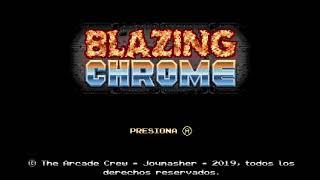 Vídeo Blazing Chrome