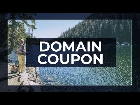 DOMAIN PROMO CODE 2020 🤑 DOMAIN COUPON CODE 🤑 (WORKING!)
