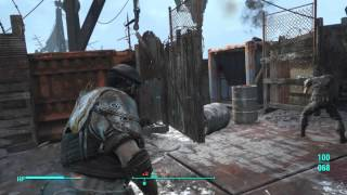 fallout 4 agility bobblehead clearing fms northern star