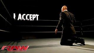 Sting responds to Triple H: Raw, February 9, 2015 thumbnail