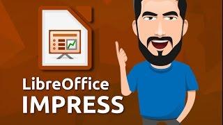 LibreOffice Impress - Aprenda a utilizar as funções básicas