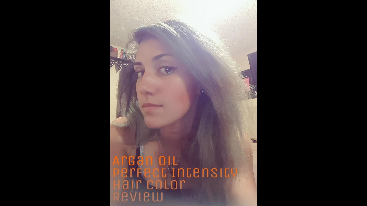 One N Only Argan Oil Hair Color Review Youtube