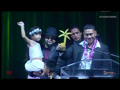 Island Music Awards - FIA Male Artist of the Year Acceptance Speech