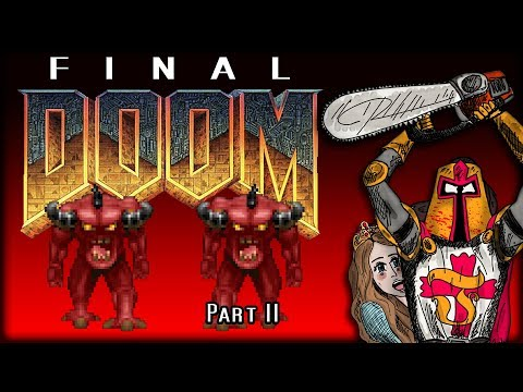 FINAL DOOM: TNT EVILUTION (PC/1996) + Project Brutality | MAP07 - 11 | Doomsday #16