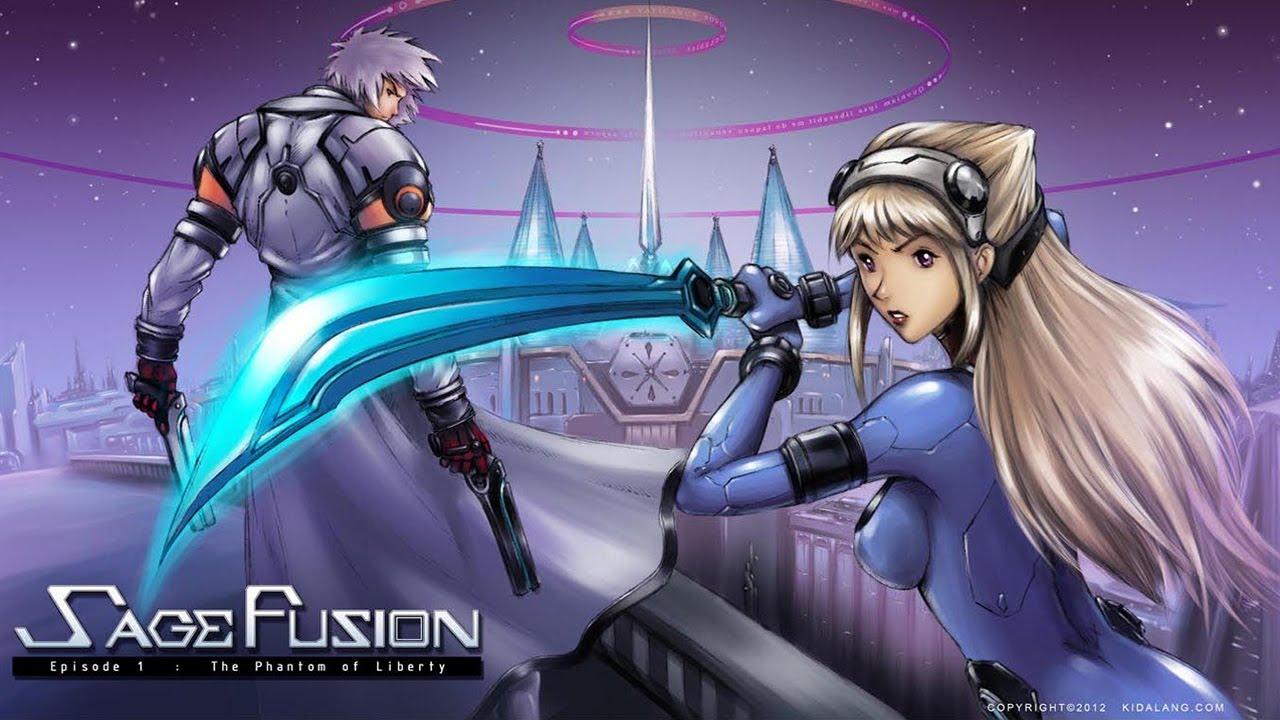 Hasil gambar untuk gambar game sage fusion