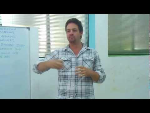 LAB Africa in 6 minutes, Richard Gorvett