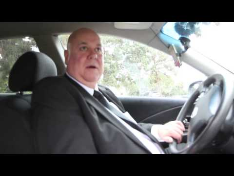 Michael Davis talks about driving for Uber in San Diego