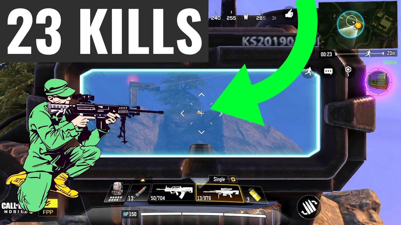 HE DID NOT TAKE A GOOD COVER 😂 | Battle Royale Gameplay | Gameloop COD Mobile Emulator