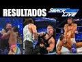 RESULTADOS DE WWE SMACKDOWN LIVE 23 DE ABRIL DE 2019 HIGHLIGHTS