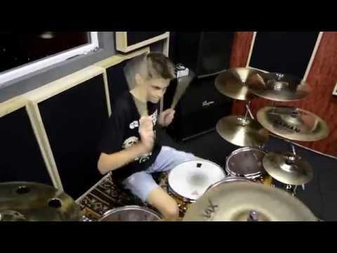 Green Day - Boulevard Of Broken Dreams - Drum Cover By Filip Alexandrov