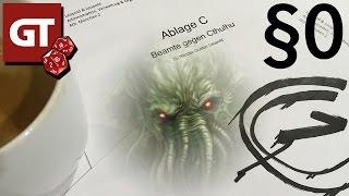 Thumbnail für GameTube Pen & Paper: Ablage C: Beamte gegen Cthulhu #0 - Vorstellungsrunde