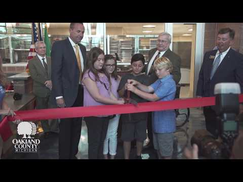 Oakland County Animal Shelter & Pet Adoption Center Grand Opening