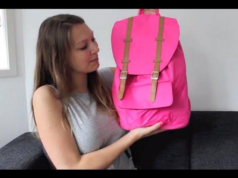 13faa4f1123 Wat neem ik mee in mijn handbagage | You do need more - YouTube