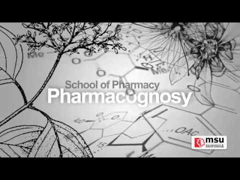 Phytochemistry 02: Evaluation of Crude Drugs by Dr. Erwin Martinez Faller