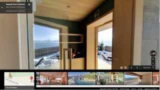 Google Hotel Finder & Google Maps Business View