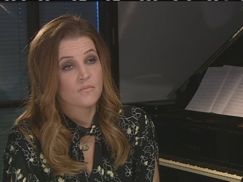 Lisa-Marie Presley opens her heart in a frank interview