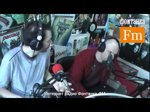 Paul Gilbert Russian Radio Interview 17th Apr 2013