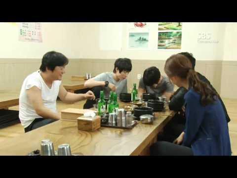 Ghost (SBS Drama) Making Film