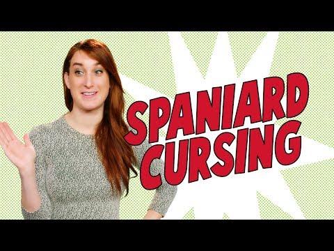 How to Swear Like a Spaniard - Joanna Rants