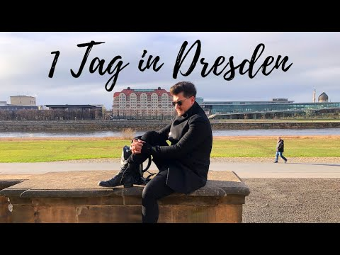 One Day in Dresden (Germany) - The Best Sights & Places  I GoPro