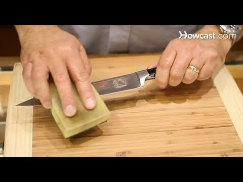 How to Sharpen & Clean Your Knife | Knives