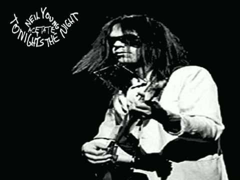 Neil Young - Tonights The Night (Unreleased)