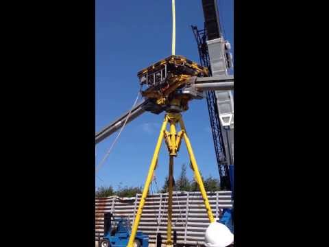 PanGeo Subsea Next Generation Acoustic Corer™3 (AC3) FAT Testing