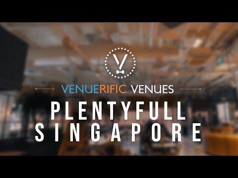 PLENTYFULL, Beautiful Birthday Space - Millennia Walk, Singapore