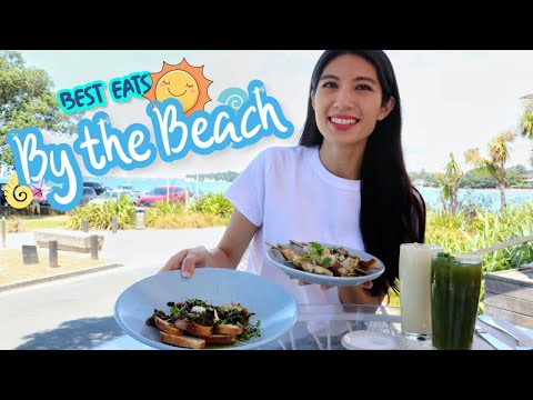 Best Places to Eat By The Beach in AUCKLAND
