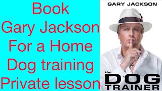 Book Gary Jackson For Private Lessons At Your Home.