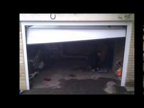 Marvelous Uneven Ground For Garage Door ?