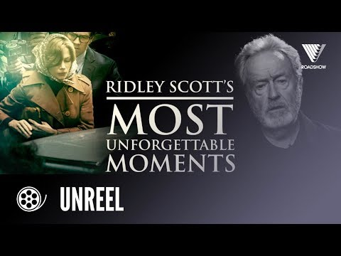 Ridley Scott's Most Unforgettable Moments | ALL THE MONEY IN THE WORLD