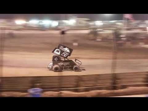 California Speed Week Lemoore Raceway 6/30/18 Restricted  Main