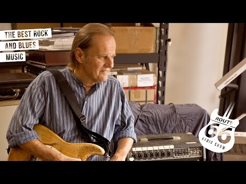 Walter Trout Interview - Route 66 Radio Show