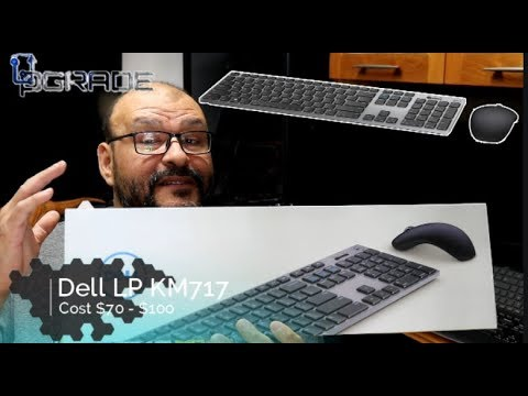 Dell Keyboard & Mouse KM717