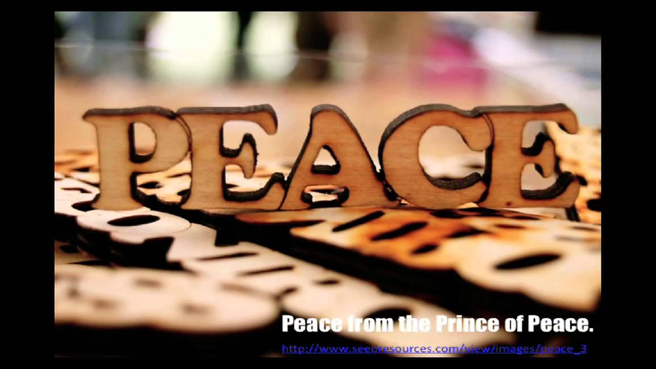 The Prince of Peace (Christmas Poem) for #onlinecarols2012 - YouTube