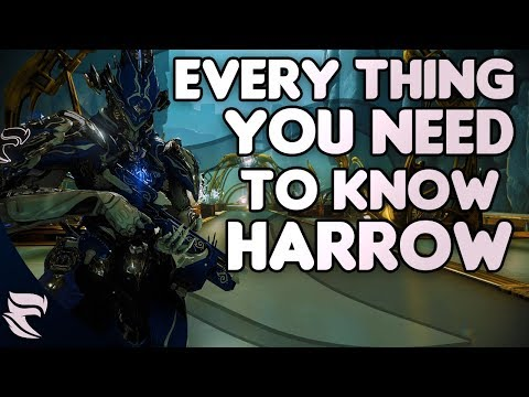 Warframe: Everything You Need To Know About Harrow