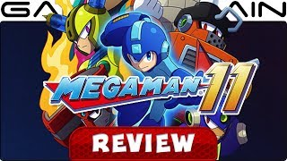Mega Man 11 - REVIEW (Nintendo Switch)