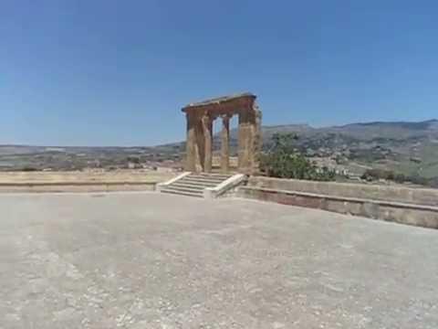Sambuca Di Sicilia Ag Terrazza Belvedere Youtube