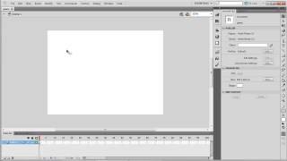 Урок 1. Знакомство с AS 3.0 и программой Adobe Flash.