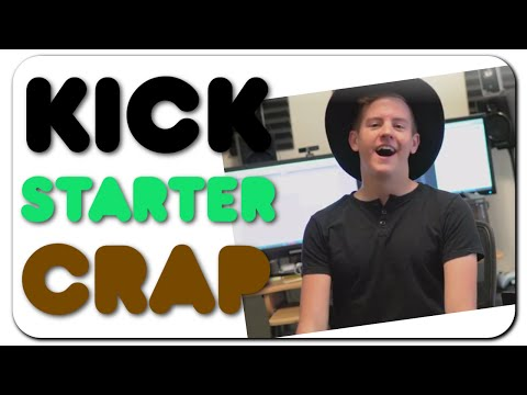 Kickstarter Crap - GINGER LATINO + Breakout Artist Management