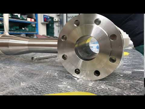 Cam Valves - Cryogenic Floating Ball Valve closing Time 1 Second complete with Rotork Rack & Pinion