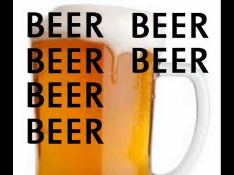 The Beer Song (with lyrics)