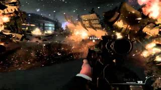 "Call Of Duty: Modern Warfare 3 pc gameplay 4th mission ""TURBULENCE""max settings"