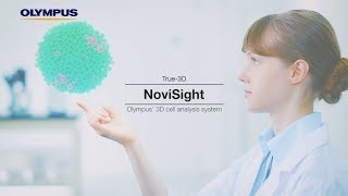 Olympus NoviSight™ | 3D Cell Analysis System