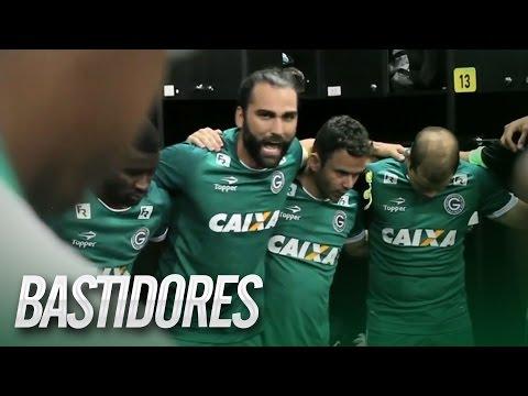 Bastidores - Goiás 4 x 0 Cuiabá - Copa do Brasil 2017