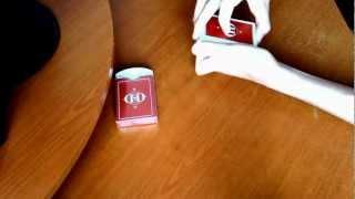 SomerSault - Карточный фокус