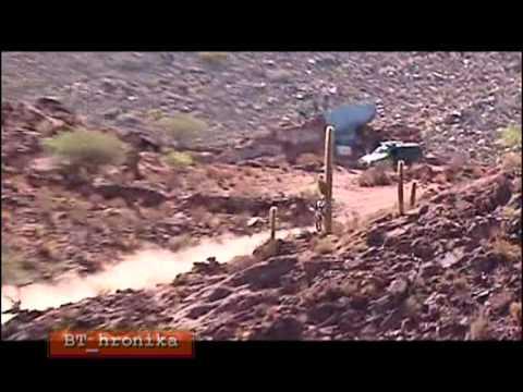 Gabor Sagmaister - Dakar 2012
