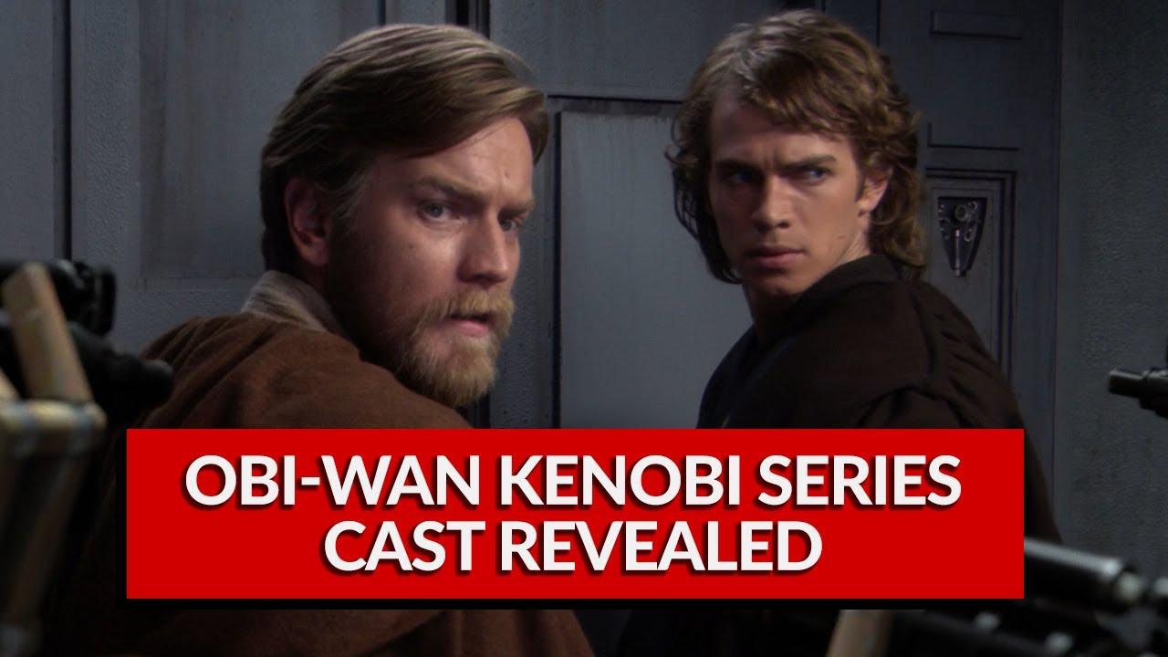 Obi-Wan Kenobi on Disney Plus release date, Hayden Christensen ...