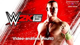 WWE 2K15 Análisis Sensession HD (multi) Capturas Xbox One